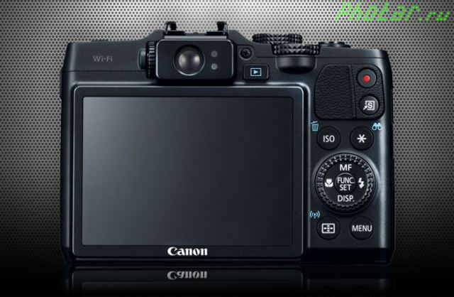 обзор фотоаппарата canon G16