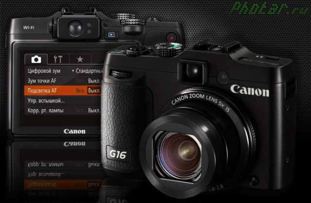 итоги подробного обзора фотоаппарата PowerShot G16