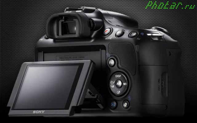 Обзор Sony A58