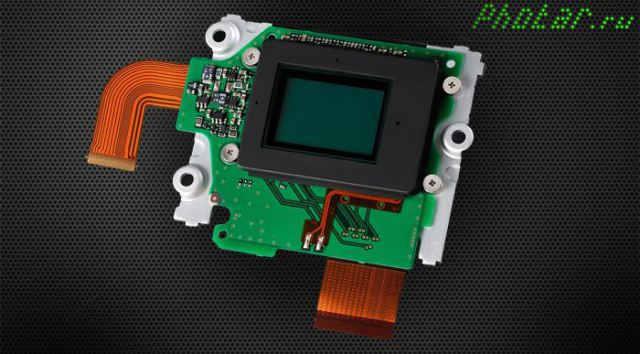 сенсор-d7100