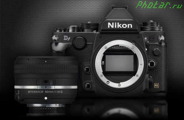 объектив nikkor 50mm 1.8