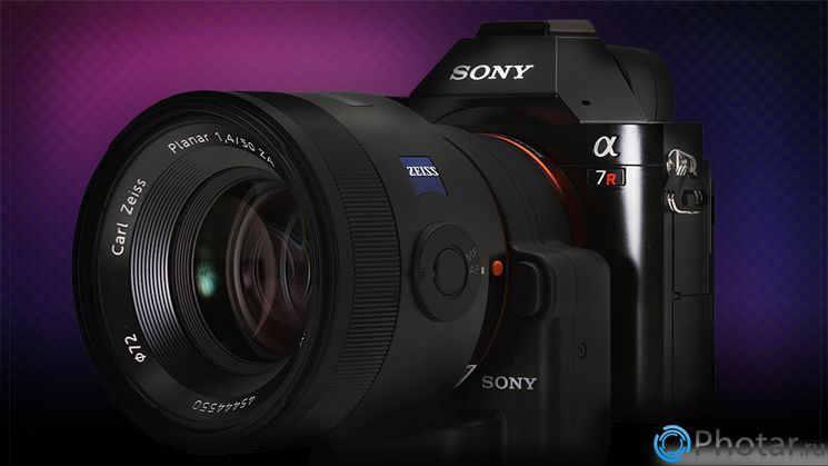 обзор Sony A7r