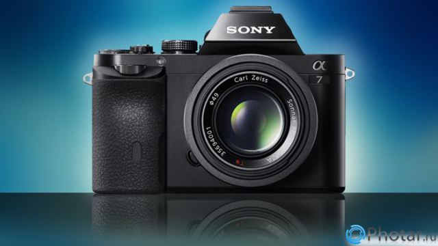 sony alpha ILCE-7  Carl Zeiss