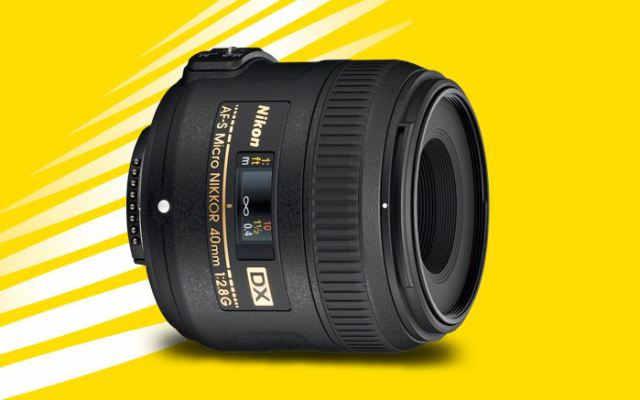 Nikon 40мм f/2.8G AF-S DX