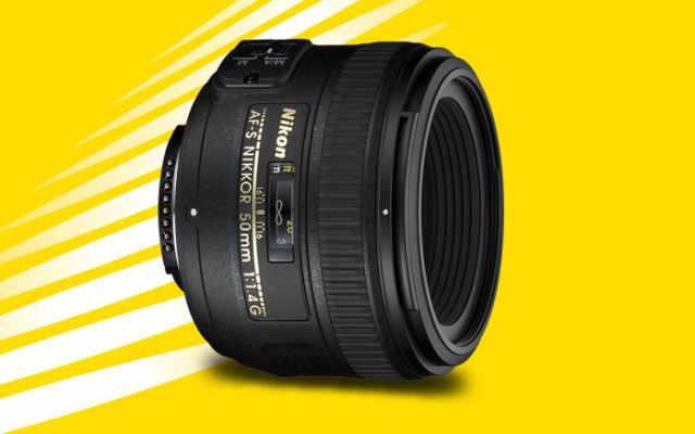 Nikon 50мм AF-S F1.8 FX