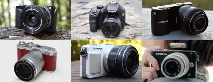 лучшая беззеркальная камера до 20 тысяч рублей