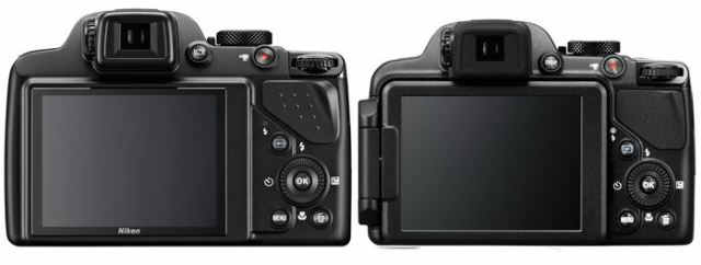 Nikon-Coolpix-P600-vs-P520-back