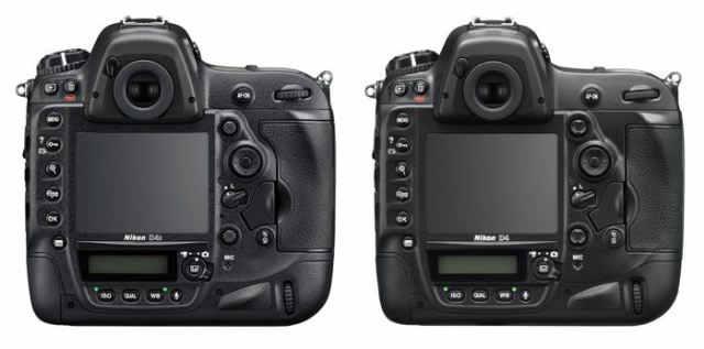 Nikon-D4s-vs-D4-back