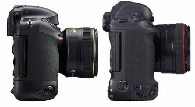 Nikon-D4s-vs-canon-1D-X-right