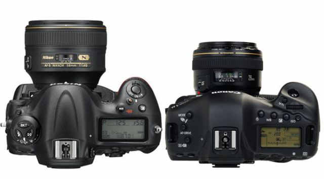Nikon-D4s-vs-canon-1D-X-top