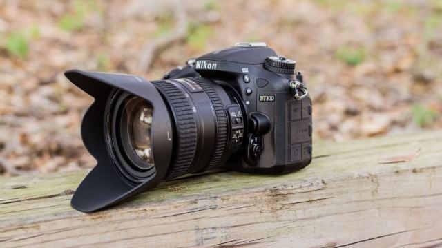 Самый лучший хай-енд фотоаппарат с APS-C сенсором Nikon D7100