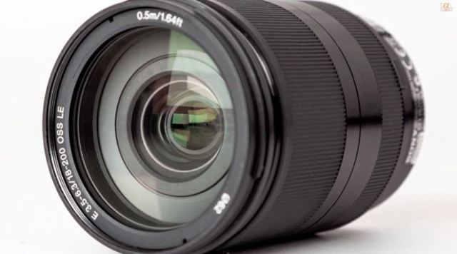 Sony 18-200мм F3.5-6.3 E-Mount
