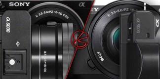 Sony a6000 против a5000