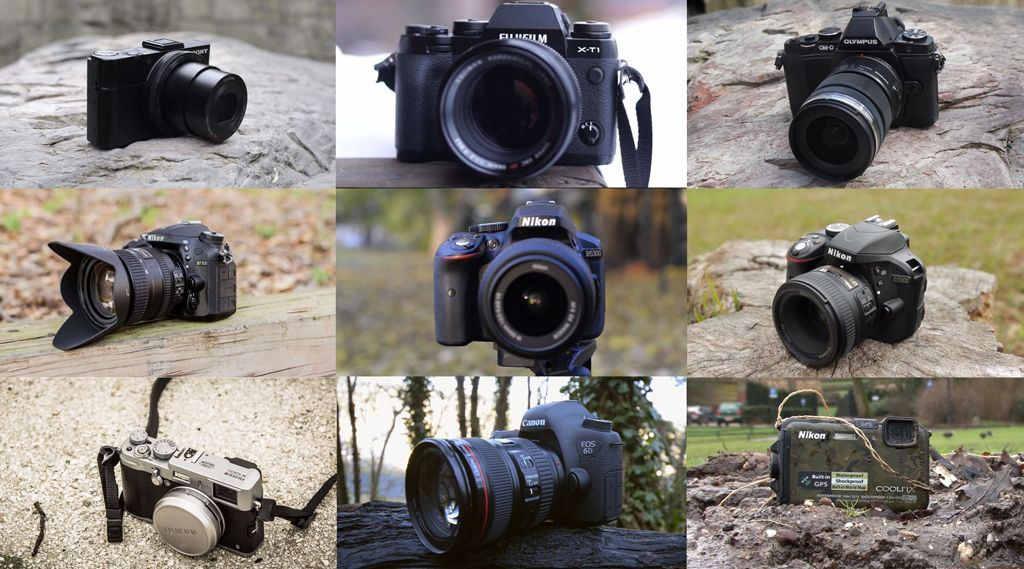 лучшие фотоаппараты 2014