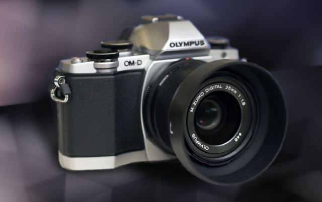 olympus om-d e-m10 обзор