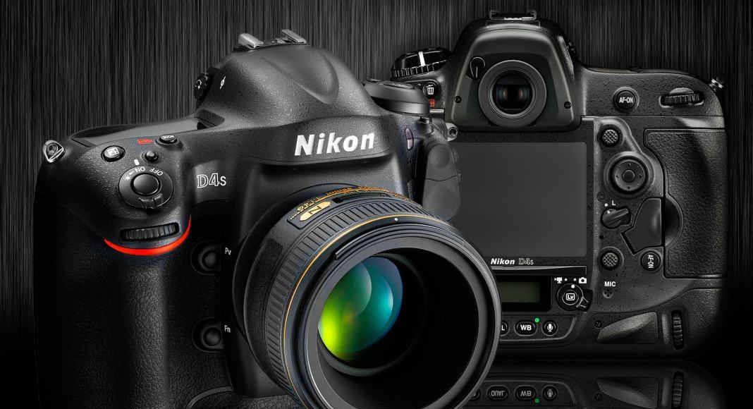 обзор Nikon d4s