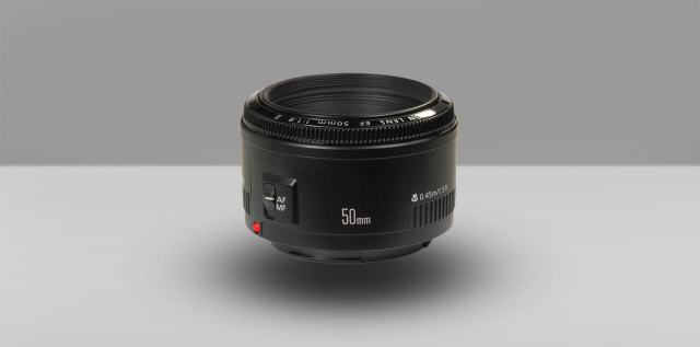 Canon EF 50mm Лучшие объективы для Canon 1200D
