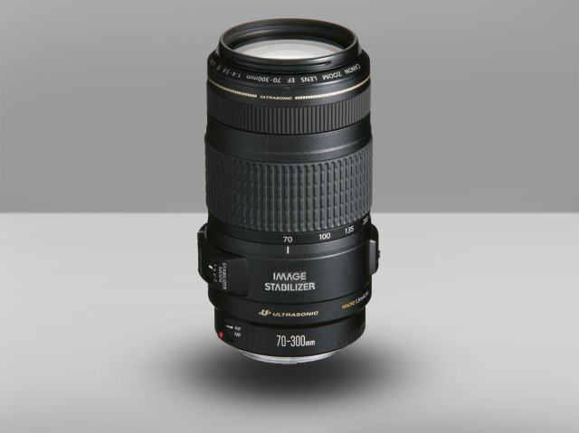 Canon EF 70-300mm Лучшие объективы для Canon 1200D
