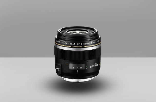 Canon EF-S 60mm Лучшие объективы для Canon 1200D