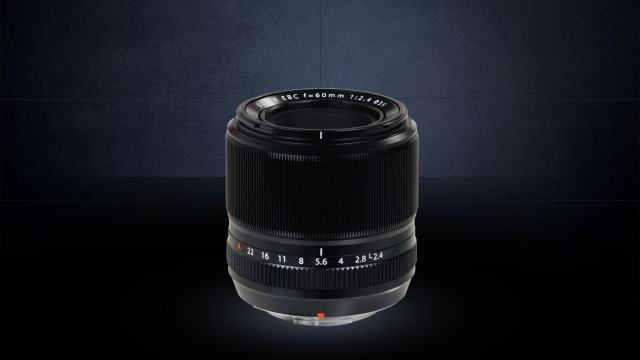 Fujifilm 60 мм f/2.4 XF Macro