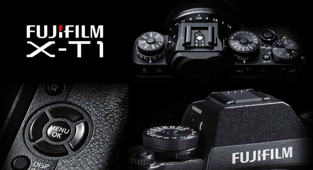обзор Fujifilm X-T1