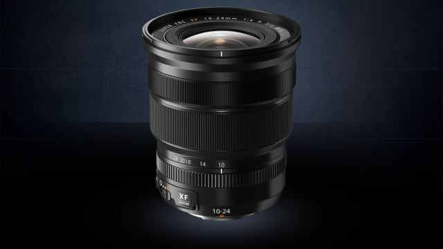 Fujifilm XF 10-24 мм f/4 R OIS – Зум-объектив для широкоугольной съемки