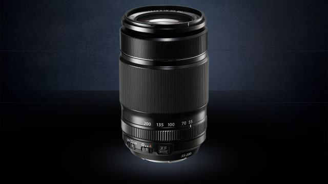 Объектив Fujifilm XF 55-200 мм f/3.5-4.8 R LM OIS
