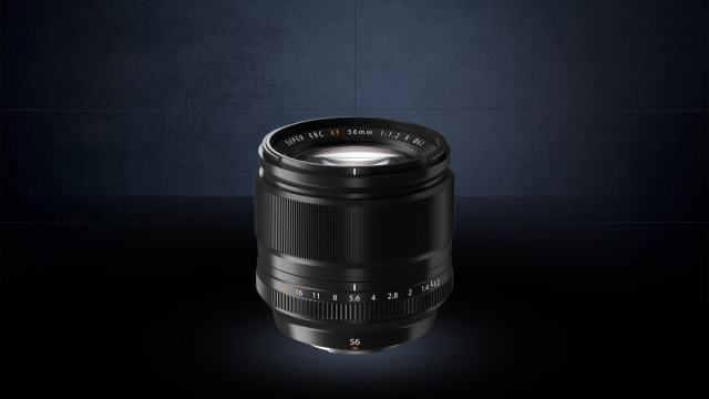 Объектив Fujifilm XF 56 мм f/1.2 R