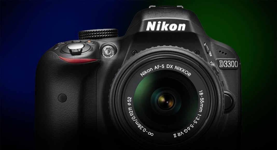 Обзор Nikon d3300