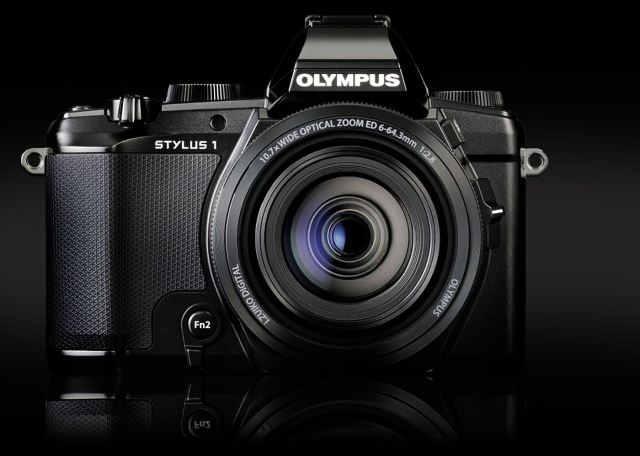 Обзор Olympus Stylus 1