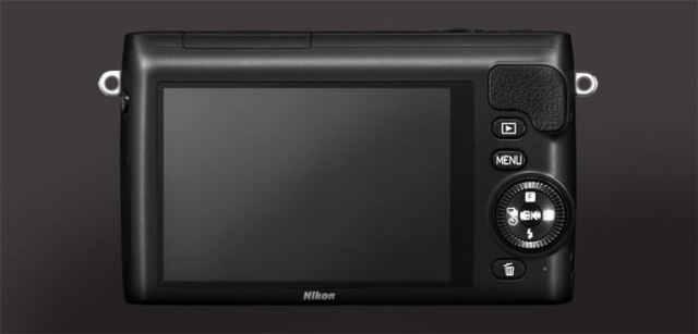 Nikon 1 S2 back