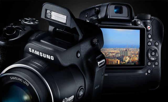 Samsung WB2200F выводы