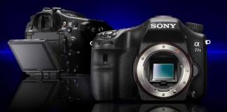 Sony Alpha SLT-A77 II