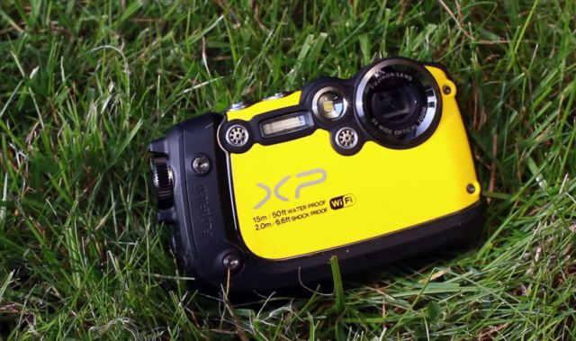Fujifilm XP200 водонероницаемые камеры 2014