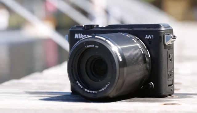 Хит парад Лучшая водонепроницаемая камера Nikon 1 AW1