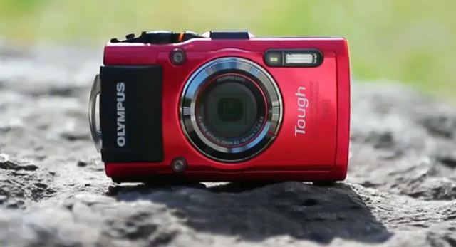 Olympus Tough TG-3 - лучшая водонепроницаемая камера 2014 года
