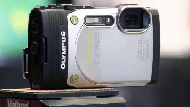 водонепроницаемый фотоаппарат Olympus Tough TG-850