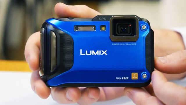 Panasonic Lumix TS5/TF5 - Водонепроницаемый фотоаппарат 2013