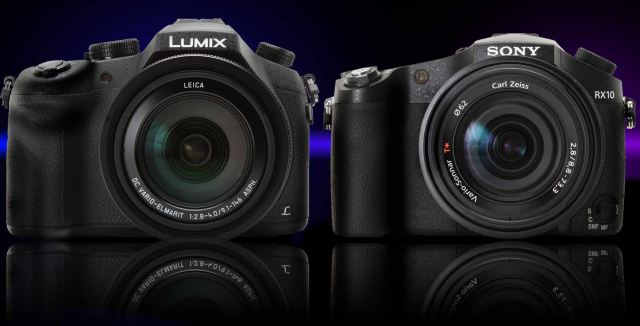 Panasonic Lumix DMC-FZ1000 vs rx10