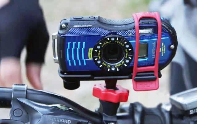 Ricoh WG-4 водонепроницаемая камера 2014