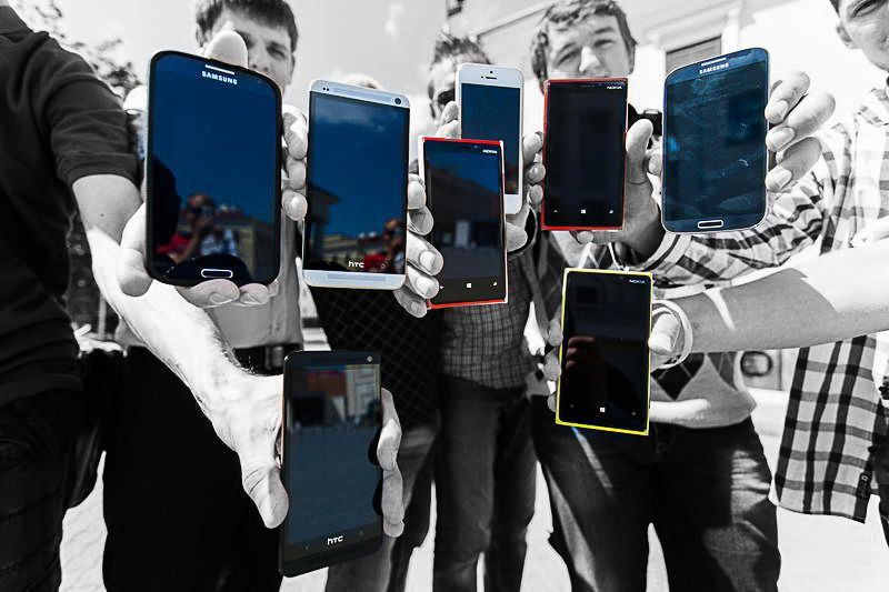сравнение камер смартфонов 2014