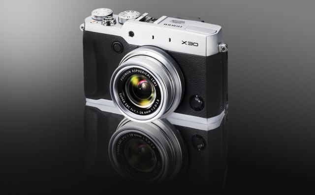 fujifilm x30 preview
