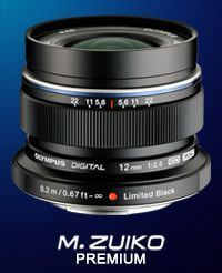 (Olympus M.ZUIKO Digital ED 12mm f/2)объектиы для Olympus OM-D E-M10