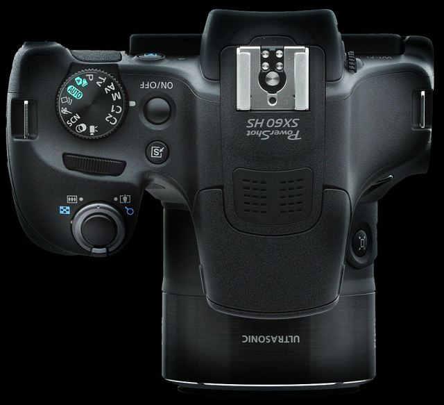 top Canon PowerShot SX60 HS