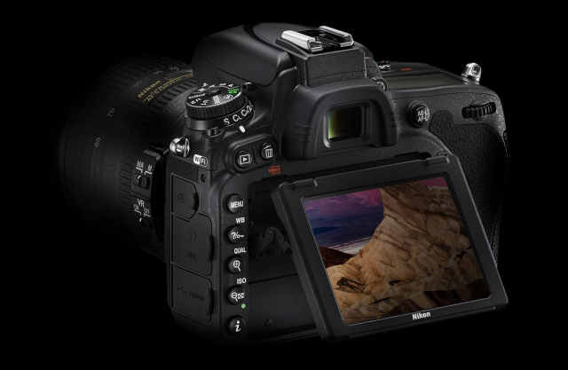 Nikon D750_back