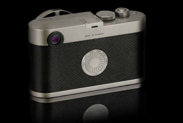 Leica M Edition 60 back