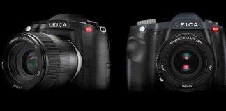 Leica S-E (Typ 006) и Leica S (Type 007)