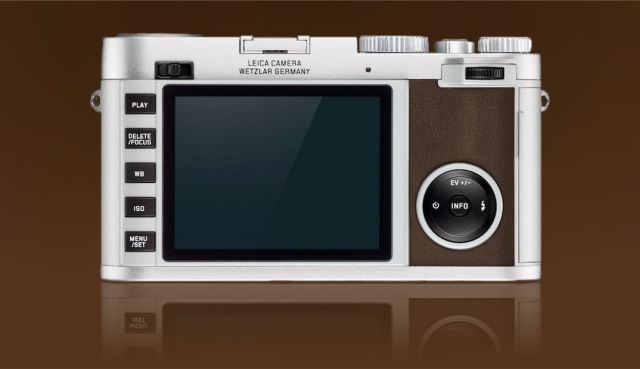 Leica X Typ 113 back
