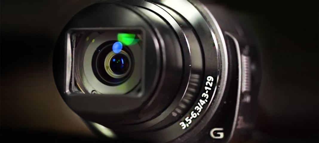 Sony Cyber-shot DSC-QX30