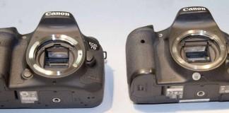Canon 7D Mark ii сравнение
